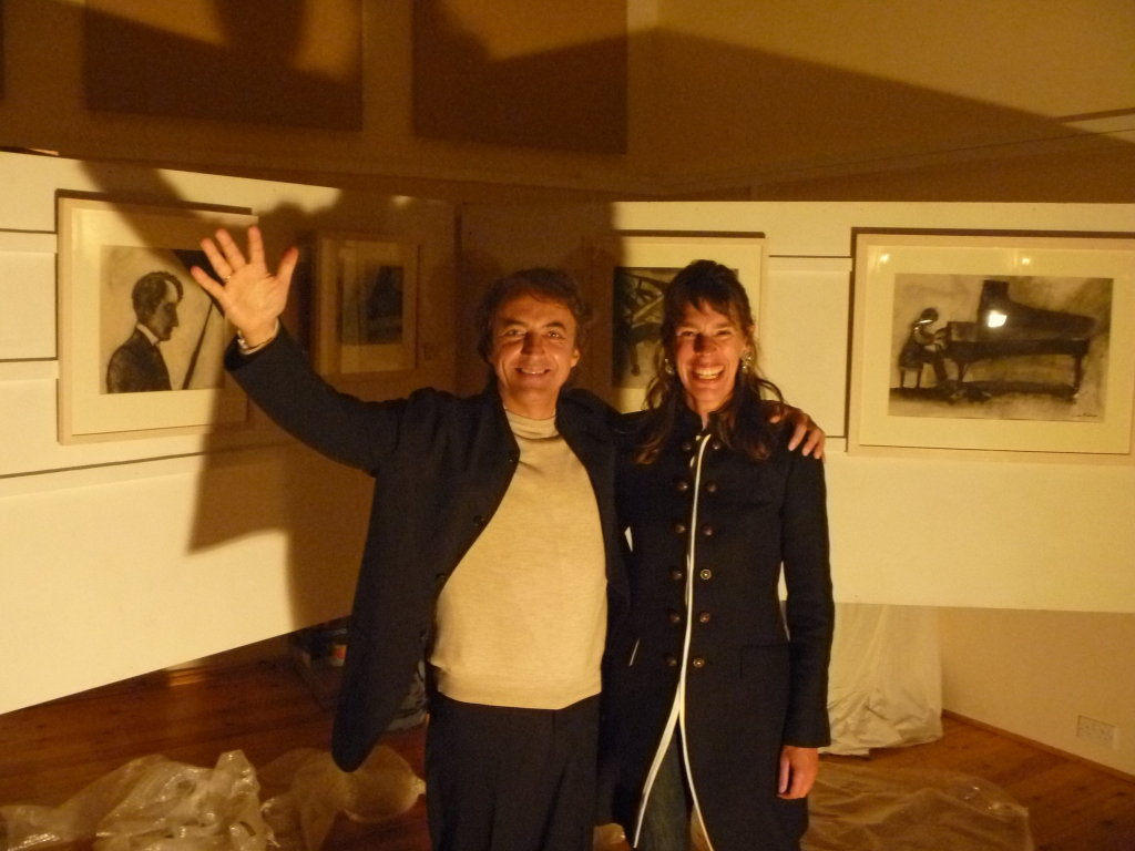 Jean-Efflam Bavouzet with Sula Rubens